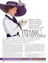 Titanic Branson Coupons - Branson Savings .Com