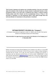 VPH – AGM Notice and Form of Proxy 2009.pdf
