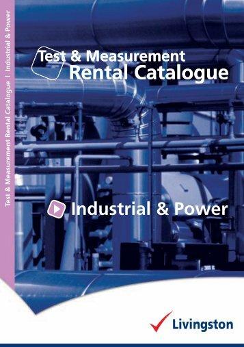 Industrial & Power - Livingston