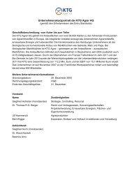 KTG Unternehmenskurzportrait 14-02-2013 - KTG Agrar AG