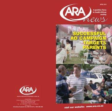 Download PDF - ARA