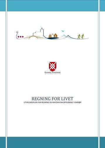 REGNING FOR LIVET - Karmøy kommune