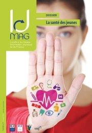 IJ mag n°3 - janvier 2013 - Cidj