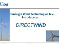 DIRECTWIND - CMS Office