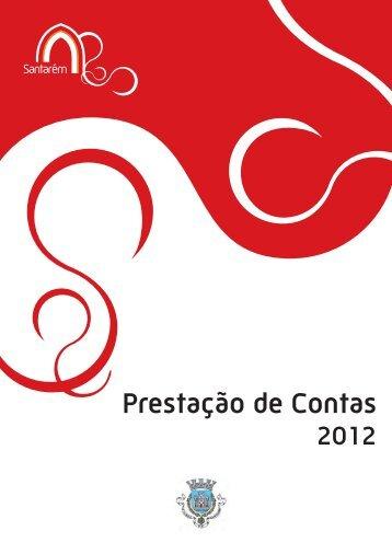 Relatório de Gestão e Prestação de Contas 2012.pdf - Câmara ...