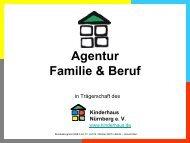 Agentur Familie & Beruf - Bundeskongress-sgb2.de