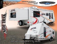 Always a Travel Trailer That Just Happens to be ... - Rvguidebook.com