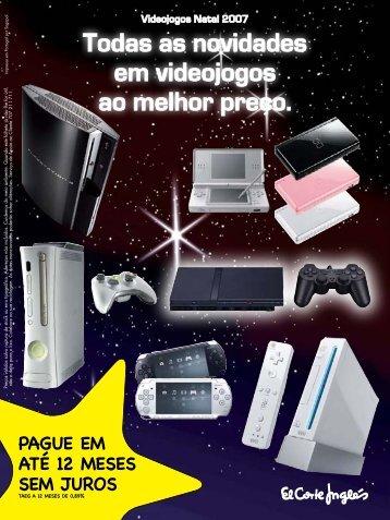 Todas as novidades em videojogos ao melhor preço. - El Corte Inglés