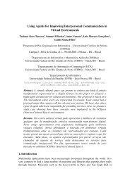 Instruções aos Autores de Contribuições para o ... - Wesaac 2013