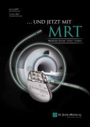 Informationsbroschüre Accent MRI - St. Jude Medical