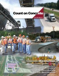 special advertising supplement - American Concrete Pavement ...