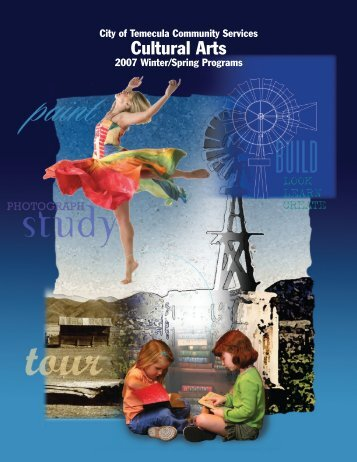 Cultural Arts - City of Temecula