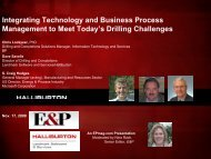 Integrating Technology and Business Process Management to Meet ...