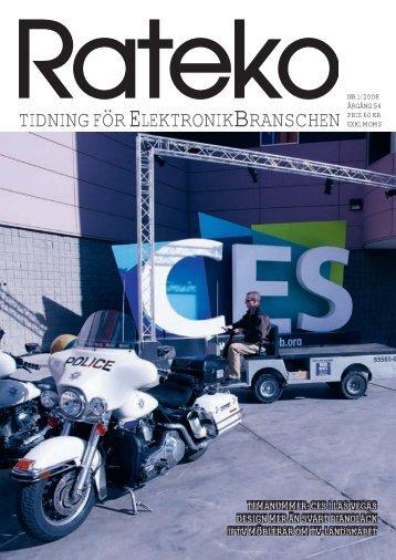 MÅN - Elektronikbranschen
