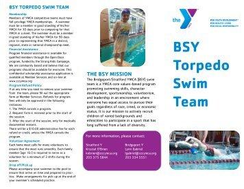 BSY Torpedo Swim Team
