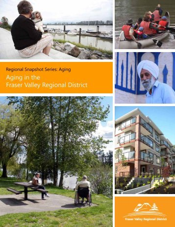 Aging in the Fraser Valley Regional District