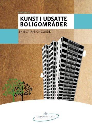 KUNST I UDSATTE BOLIGOMRÅDER - Byfornyelsesdatabasen