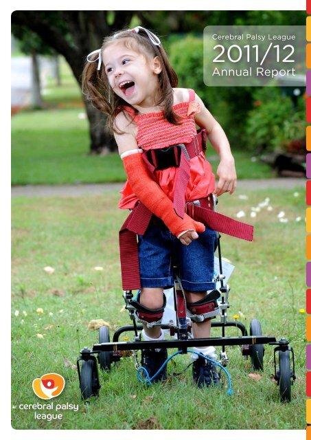 CPL Annual Report 2011/12 - Cerebral Palsy League