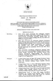 Peraturan MenKeu No 119 tahun 2009 – Juknis ... - Suyatno, Ir., MKes