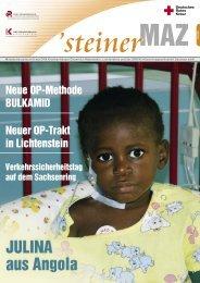 Ausgabe 02.2008 - DRK-Krankenhaus  Chemnitz
