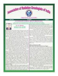 June News Letter - AROI