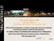 BVM Presentation - EuroAfrica-ICT