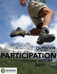Download Now - The Outdoor Foundation