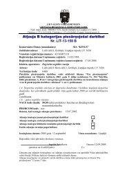 12.09.2005 - Vides pārraudzības valsts birojs