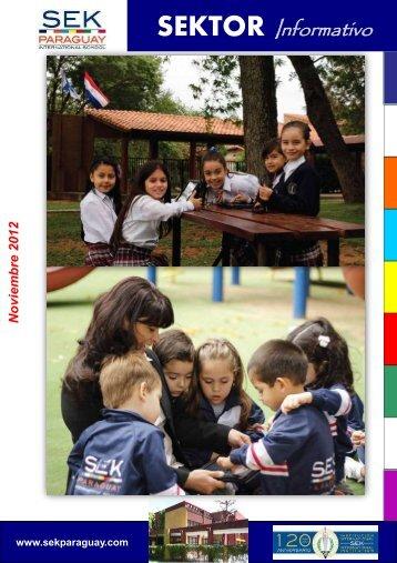 Descargar esta publicación como PDF - Colegio SEK Paraguay