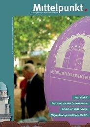 Artikel in der Stadtteilzeitschrift des ... - Hauspflegeverein eV Bielefeld