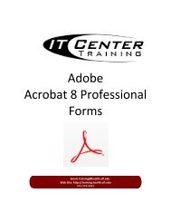 Adobe Acrobat 8 Professional Forms - Academic Health Center ...