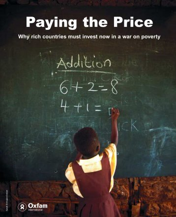 Paying the Price - International Budget Partnership