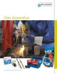 Gas Apparatus - BLUESHIELD