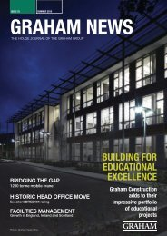 BUILDING FOR EDUCATIONAL EXCELLENCE - Graham