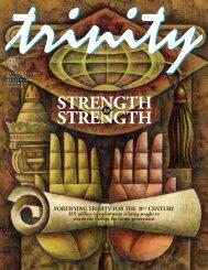 STRENGTH STRENGTH - Trinity College - University of Toronto