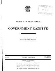 Promotion of Access to Information Act - South Africa Government ...