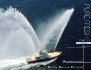 HRO Commercial Desalinators Catalogue - Marine Works