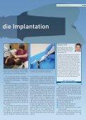 Motivation für die Implan - Prophylaxe und Teamschulung Brigitte ... - Seite 2