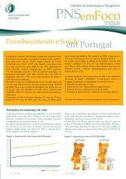 Envelhecimento e saúde em Portugal - Socialgest
