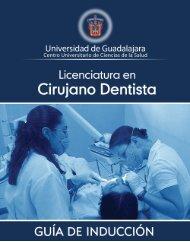 Licenciatura en Cirujano Dentista - Centro Universitario de Ciencias ...