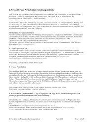 weiterlesen - Permakultur im Allgäu