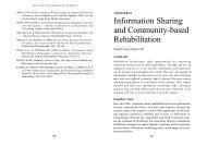 Information sharing and community-based rehabilitation - Source