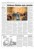 1-2: 8.1.2009 - Espoon seurakuntasanomat - Page 4