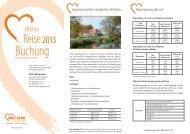 Preisliste 2013 - AWO SANO