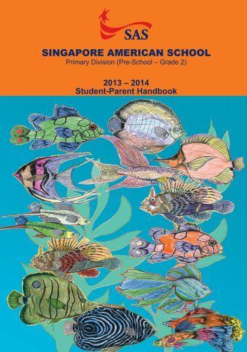 Parent Handbook - Singapore American School