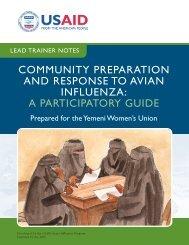 Yemen - Avian and Pandemic Influenza Resource Link