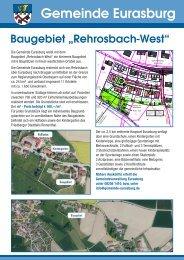 Festsetzungen des Bebauungsplan - Gemeinde Eurasburg