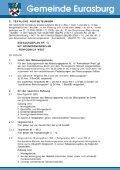 Festsetzungen des Bebauungsplan - Gemeinde Eurasburg - Page 2