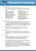 Festsetzungen des Bebauungsplan - Gemeinde Eurasburg - Page 5
