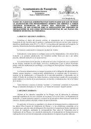 _ 01 PLIEGO ZONAS NAUTICAS 2013 - Ayuntamiento de Fuengirola